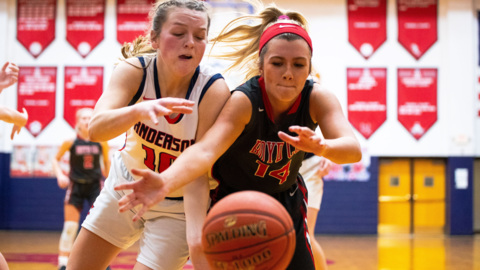 Photo slideshow: Boyd County girls defeat Anderson County
