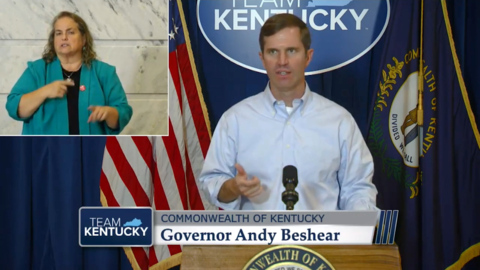 627 new Kentucky COVID-19 cases, 11 new deaths