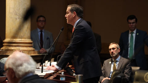 School safety bill is introduced to senate as top priority