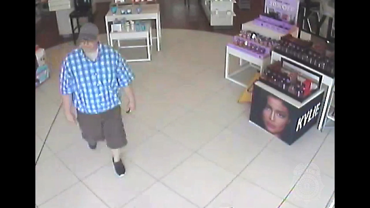 He's accused of taking photos or videos up woman's skirt at Lexington store. Know him?