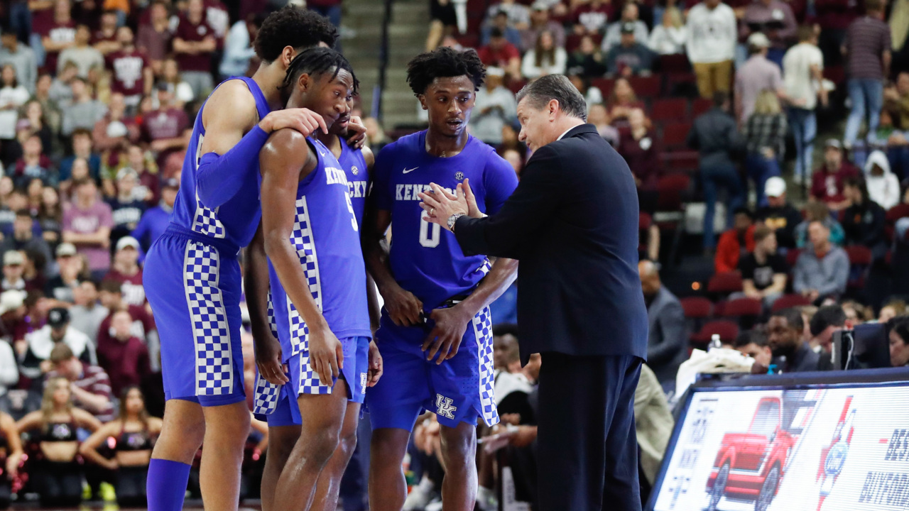 What went wrong for Kahlil Whitney at UK, and what's next in his basketball career?