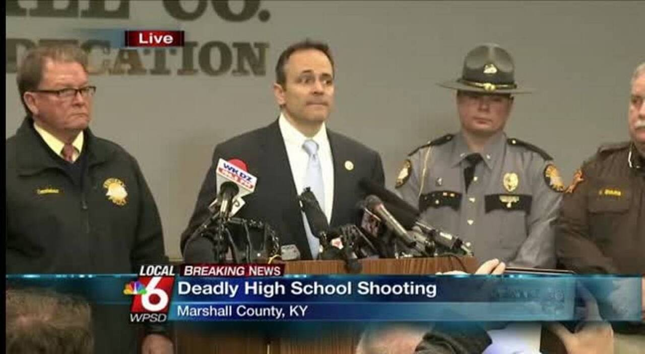 Marshall County High School shooting: Students describe terror that