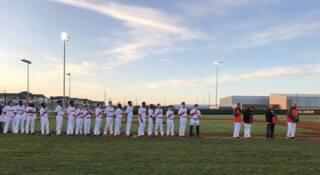Frederick Douglass High School gets walkoff baseball win in first home game