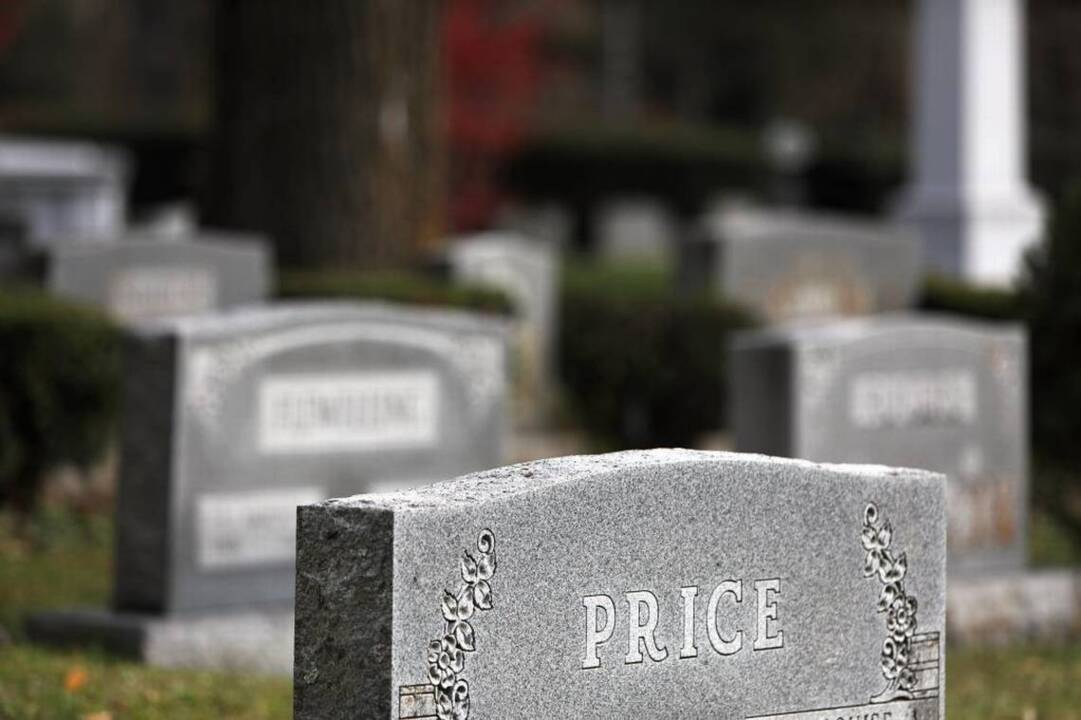 Kentucky taxes coffins, but not tombstones. A lesson in death and tax reform.