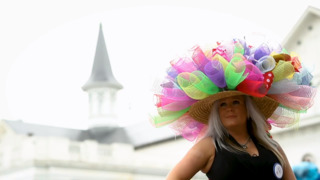 The bold and the beautiful: Hats of Derby are a sight to see