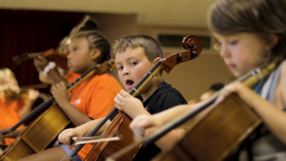 'One more year:' Extraordinary music program almost ended amid fundraising woes
