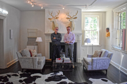 Get a peek inside some of Lexington's most interesting homes, including Jim Gray's