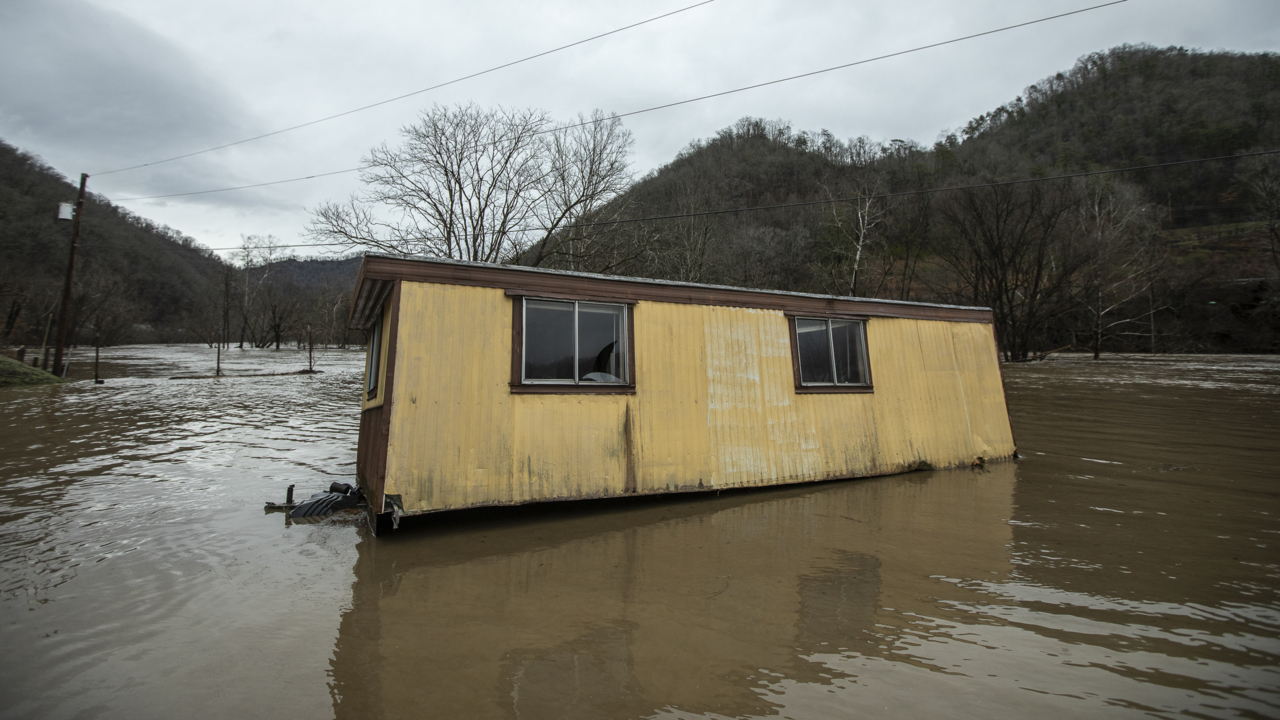 Grandfather who went missing during Kentucky flooding found dead in submerged car