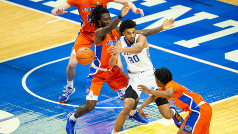 Why Florida's zone defense gave Kentucky problems
