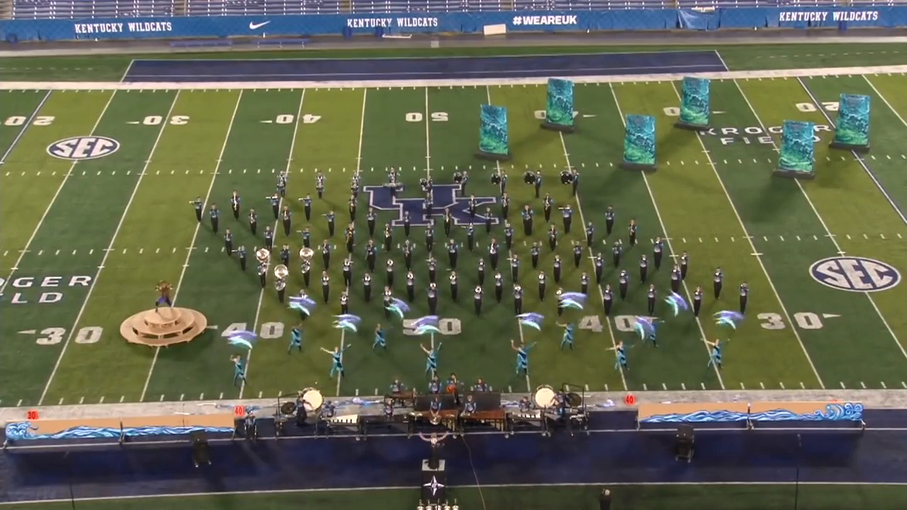 This Kentucky marching band was just named the best band of its size in the nation