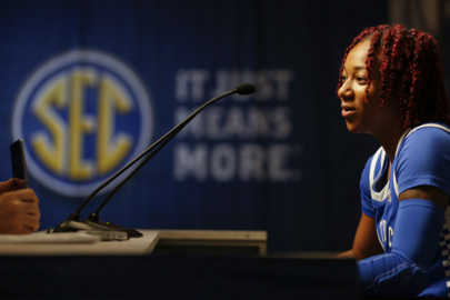 Point guard on UK's women's team draws comparison to Tyler Ulis