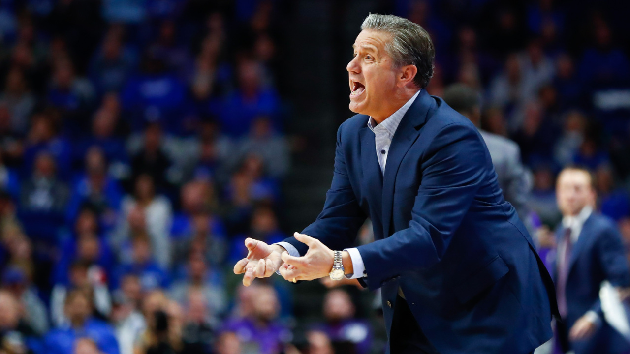 Kentucky's next basketball opponent has 'Mad Dog' coach and 'scrappy' players