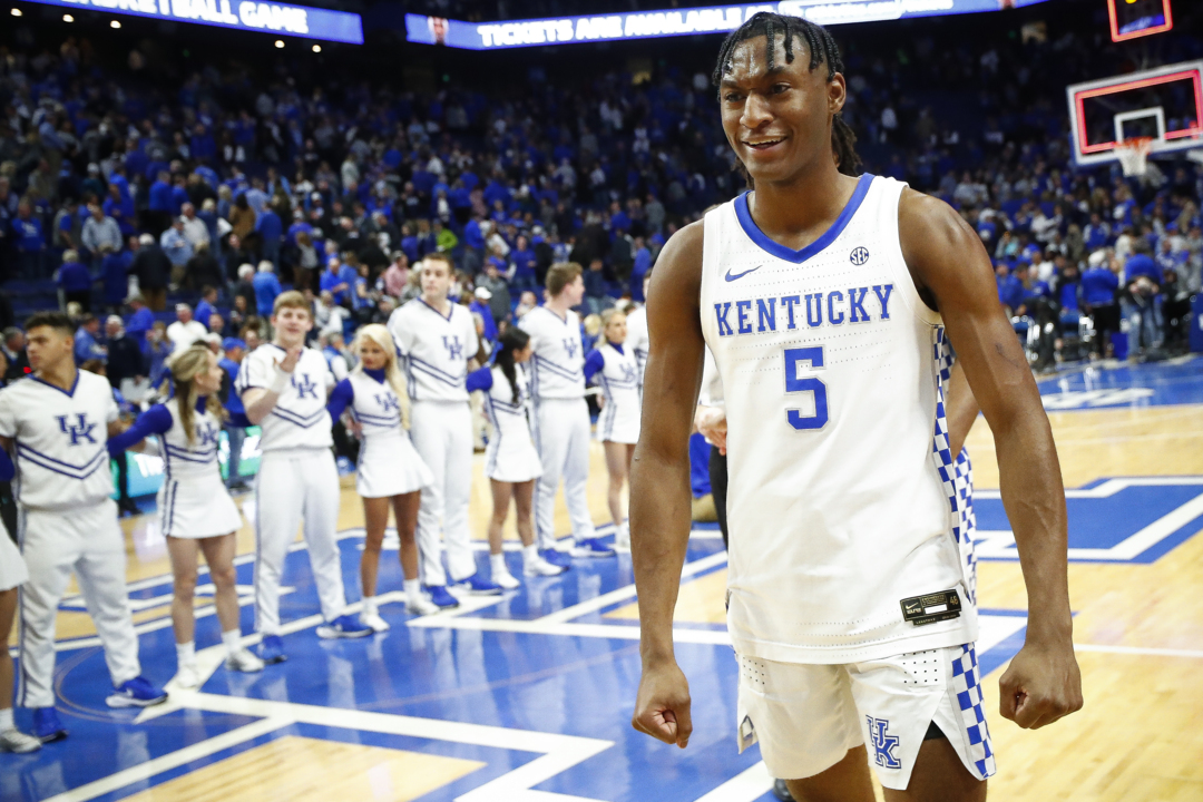Four-game win streak has Kentucky basketball back in the AP's top 10