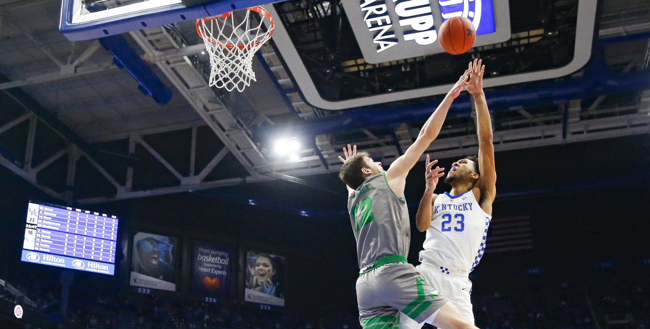 For Kentucky basketball fans, Christmas came in May