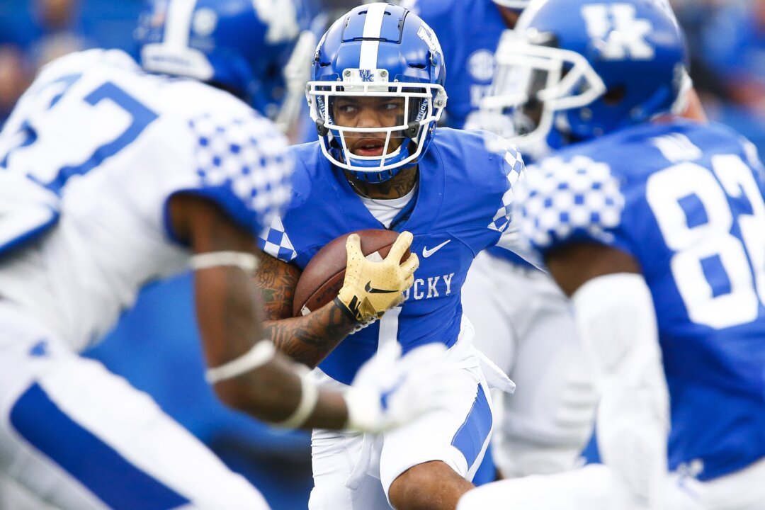 Kentucky's Lynn Bowden explains why he felt need to wear Terry Wilson's number