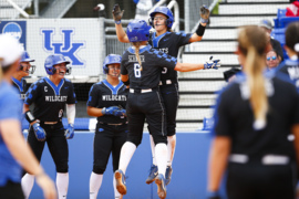 Photo slideshow : Kentucky softball defeats UIC Saturday at John Cropp Stadium