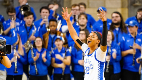 Jaida Roper: 'What I will miss the most is just being in the locker room'