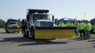 Olympics for road workers, KYTC crews gathers for annual Equipment Roadeo