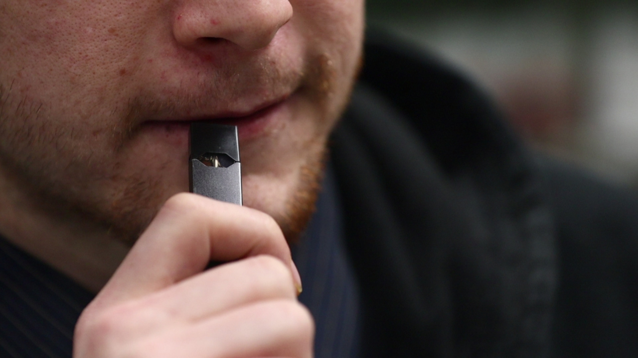 E-cigarette-maker Juul agrees to avoid targeting minors amid wave of vaping illnesses