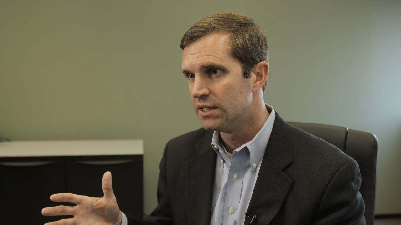 The Lexington Herald-Leader endorses Andy Beshear for governor