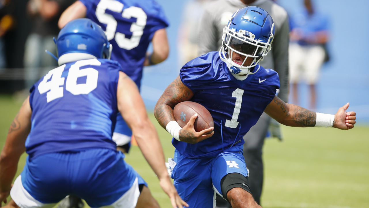 What's a realistic goal for for Kentucky football in 2019