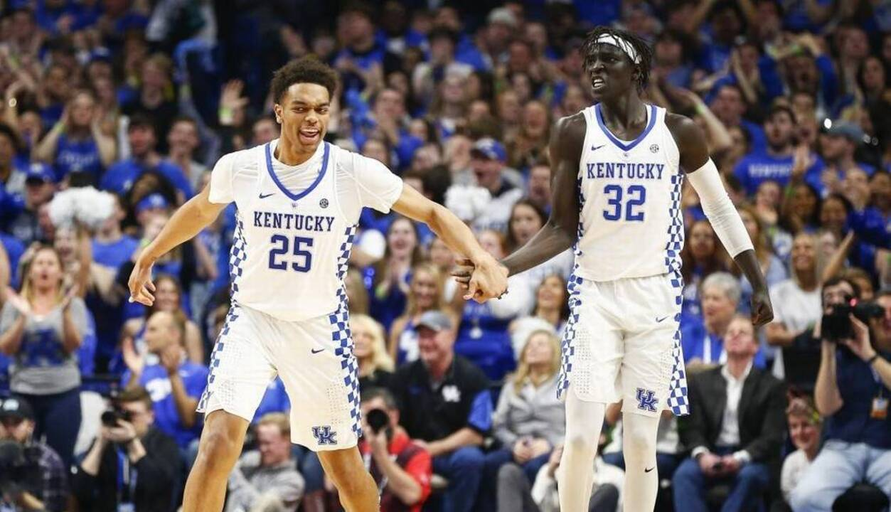Kentucky basketball vs. Missouri 57cea6644