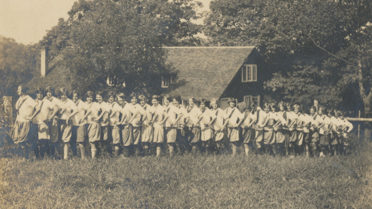 Former Kentucky girls' camp added to National Register of Historic places. See why.