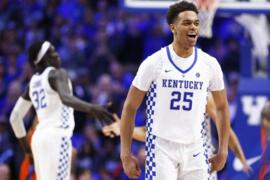 PJ Washington weighs UK or NBA