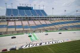 360° video: Drive the Kentucky Speedway with Gallatin Co. High School graduates