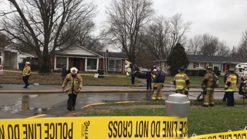 Investigation underway after person found dead in burned Lexington garage