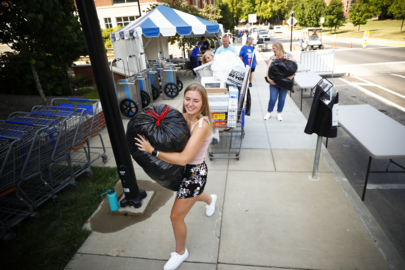 Students return to dorms at UK