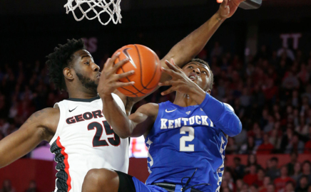 UK's Ashton Hagans put on a show for his Georgia homecoming