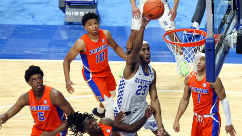 How can Kentucky's Isaiah Jackson stay out of foul trouble?