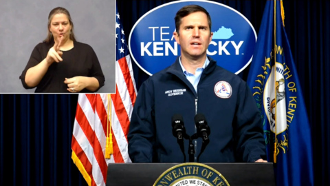 Beshear announces 2,690 new COVID-19 cases, makes last-ditch plea on Thanksgiving
