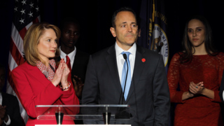 Bevin's words mattered in the campaign. Words will matter in the days ahead.