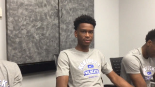 Shai Gilgeous-Alexander does not defer to LeBron James