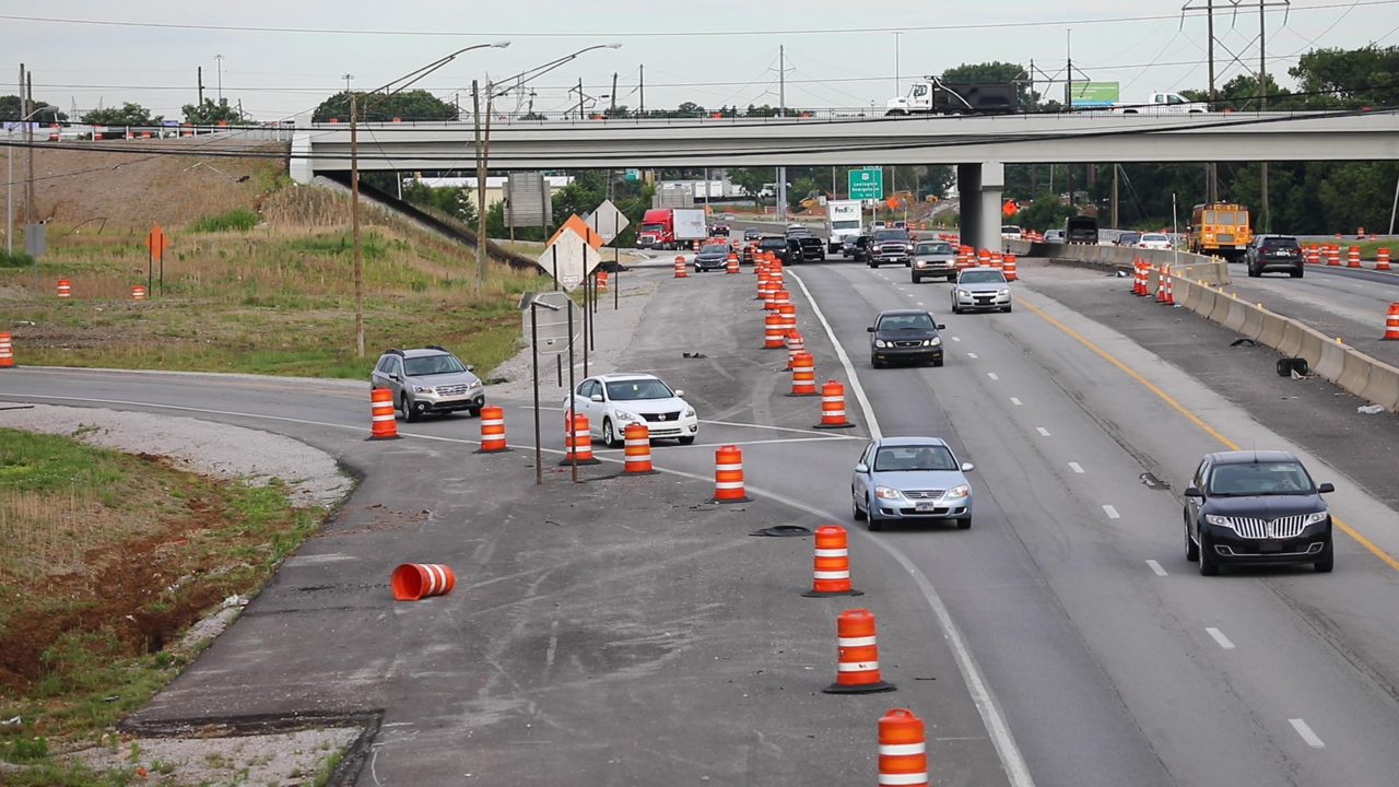 Road construction to avoid this summer round Lexington, KY