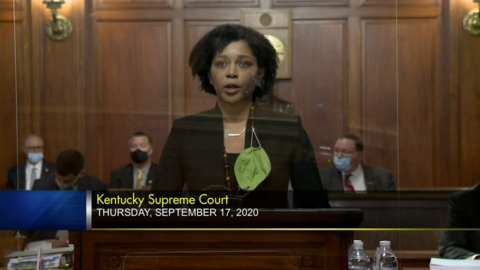 Supreme Court opening arguments on Gov. Beshear's emergency orders