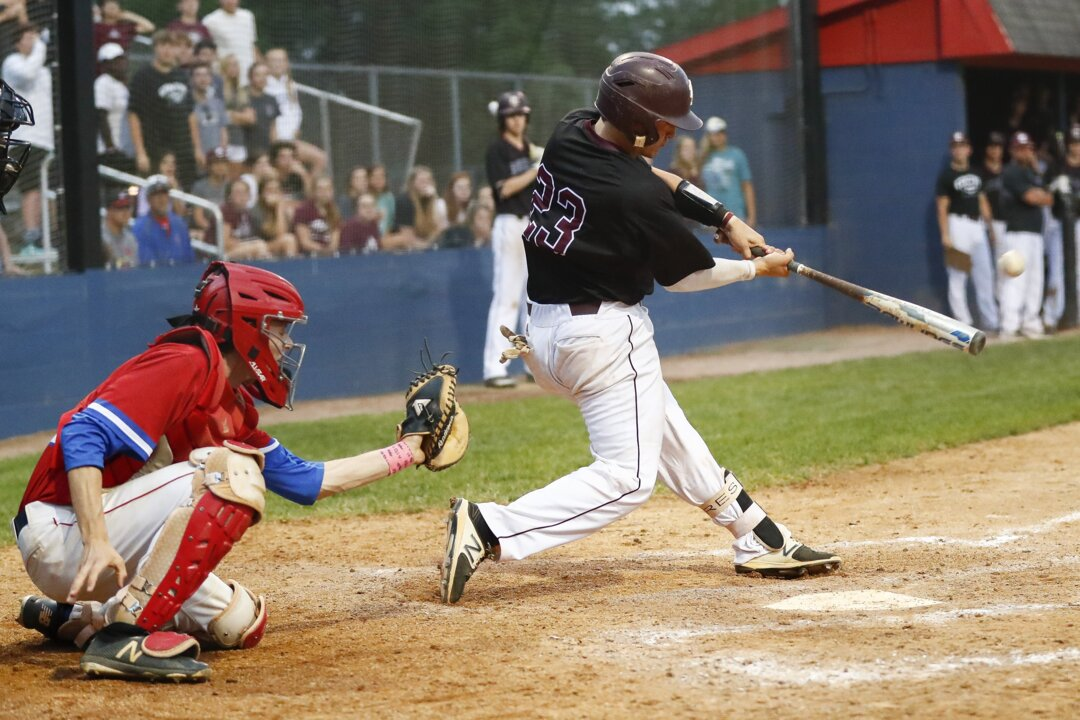 'I didn't think it was high enough.' Grand slam decides 43rd District championship.