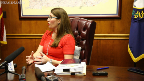 5 reasons Kentucky Secretary of State Alison Lundergan Grimes is being investigated