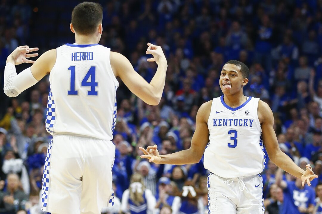 'Deal with the devil' keeps Kentucky basketball's revolving door spinning