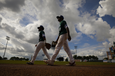 Photo slideshow: Commonwealth Collegiate Baseball League play at Whitaker Bank Ballpark