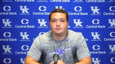 UK kicker Matt Ruffolo wants to hit from 50 and beyond