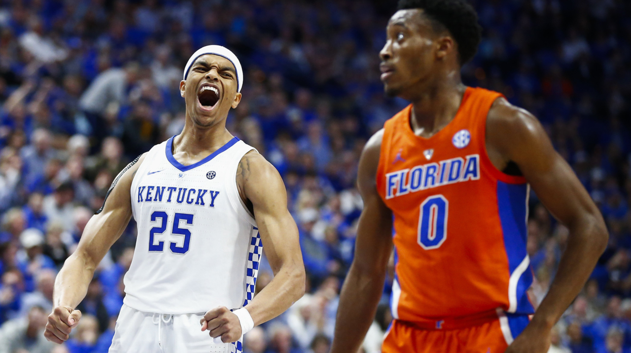 Kentucky basketball is on March Madness menu as a delicious appetizer