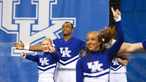 Josh Marsh talks about his viral video and Kentucky Cheer's quest for a 24th national title
