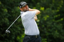 Josh Teater happy for local support at Barbasol Championship