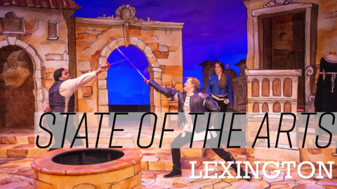 How the Lexington Children's Theatre kept the doors open during COVID