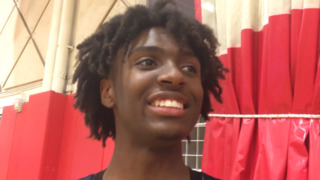 Tyrese Maxey selling recruits on 'something special' at UK