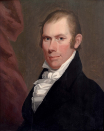 Kentucky art historian on Henry Clay's 'arrogance' captured by portrait painter