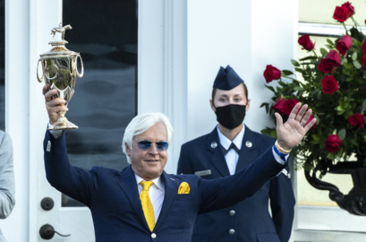 Bob Baffert on Kentucky Derby win: 'The break was going to be the whole key'